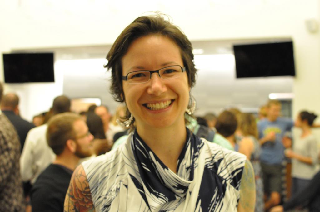 Michèle Steinwald