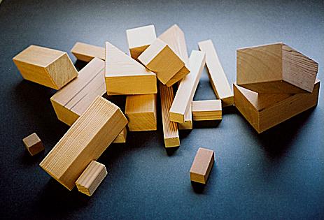 Duluth timber blocks