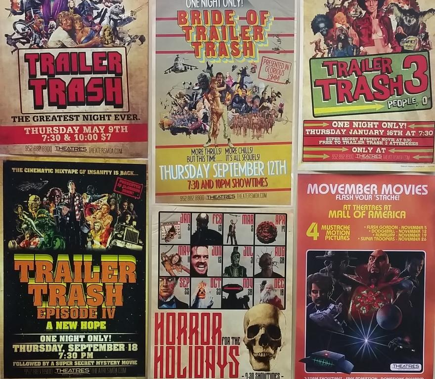 trailer trash posters